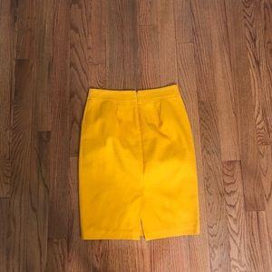 Banana Republic Marigold Pencil Skirt Size 8